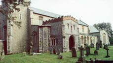 Photo of St.Mary's church - Little Walsingham